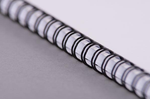 Jak wybrać kolor spirali w katalogu?